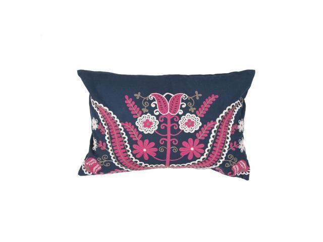 Marine Blue Throw Pillows : 20