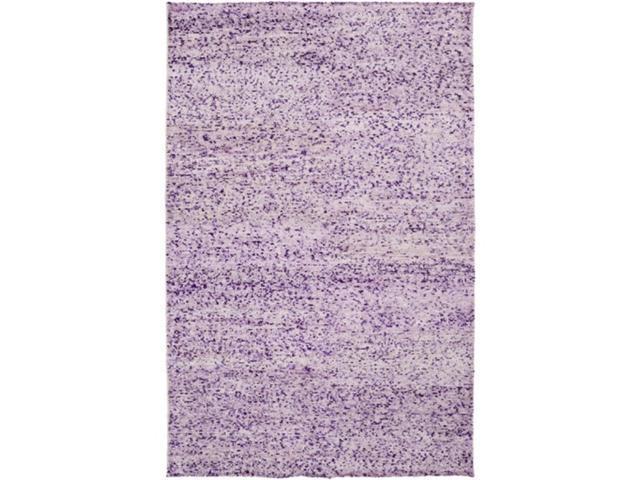 8 39 x 11 39 bazaar mix plum purple lavender and cream hand for Plum and cream rug