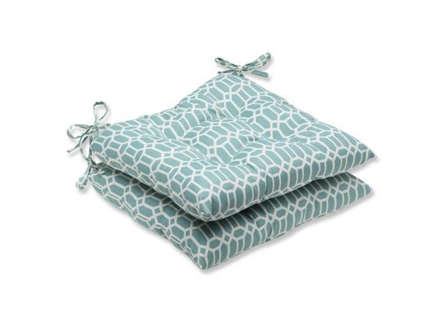 geom tricas light blue and white patio wrought iron chair cushions 19
