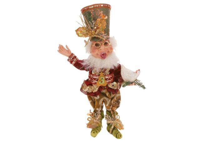 Mark Roberts Collectible Three French Hens Christmas Elf - Small 12