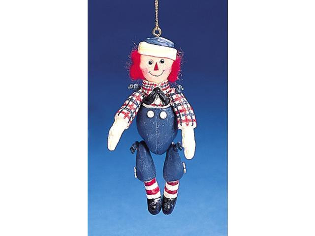 Raggedy Andy Marionette Christmas Ornament 4