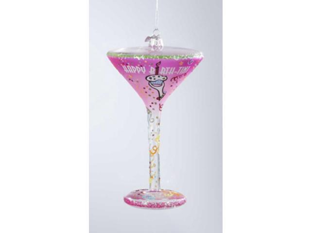 Happy Hour Blown Glass
