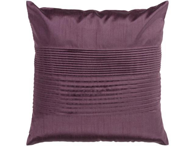 Eggplant Purple Throw Pillows : 22