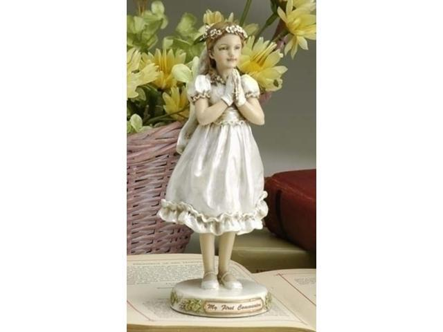 Joseph's Studio First Communion Praying Girl Figure