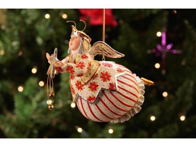 Patience Brewster Krinkles Celeste Star Fairy Christmas Ornament