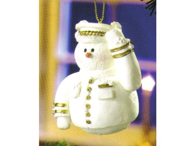 Snowberry Cuties Air Force Military Christmas Ornament