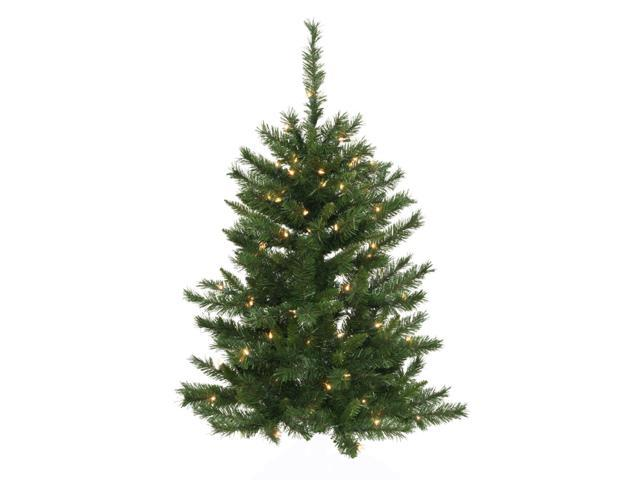 4' Artificial Imperial Pine Christmas Wall Tree - Unlit