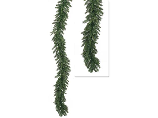 50' Imperial Pine Artificial Commercial Christmas Garland – Unlit