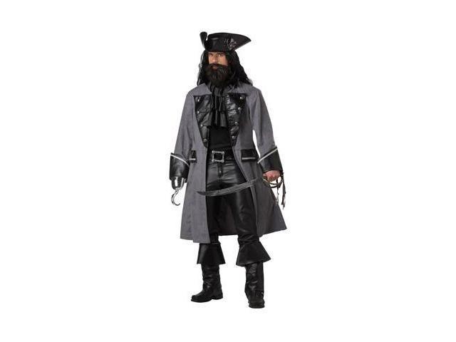 Mens Blackbeard Costume
