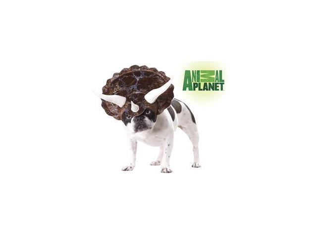 Animal Planet Triceratops Pet Costume Small