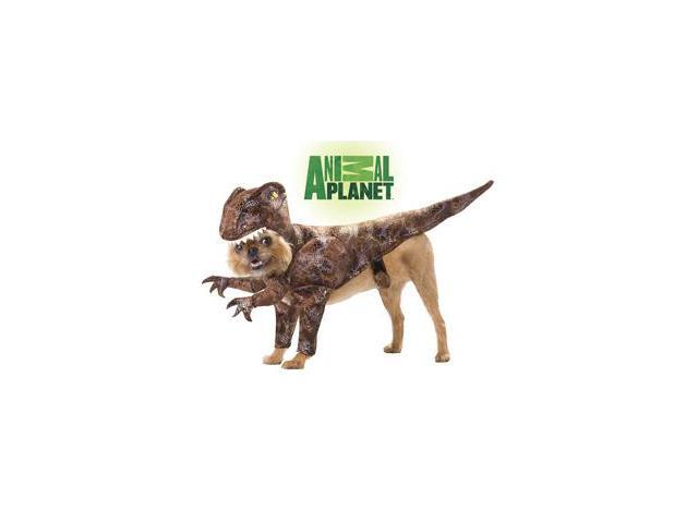 Animal Planet Raptor Pet Costume Medium