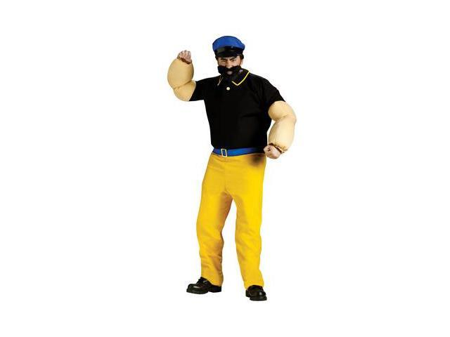 Adult Popeye Brutus Costume by FunWorld 102754
