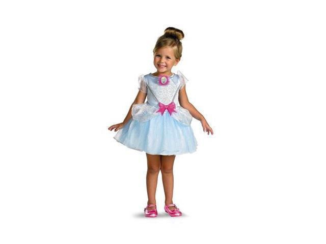 Toddler / Child Ballerina Cinderella Costume Disguise 50482