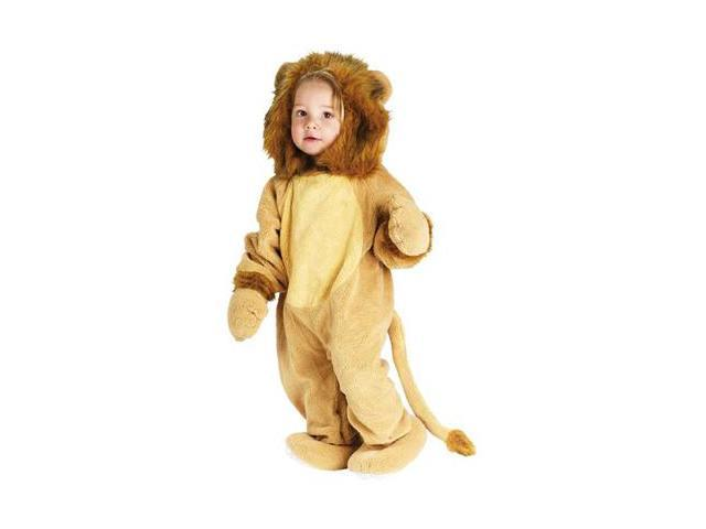 Toddler Lion Costume by FunWorld 116911