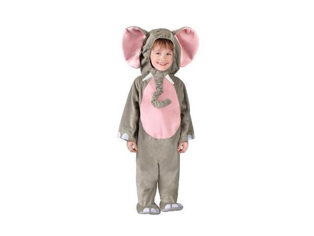 Elephant Toddler Costume 3T-4T