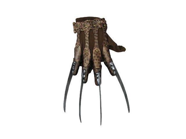 A Nightmare on Elm Street Deluxe Freddy Krueger Glove Accessory Standard