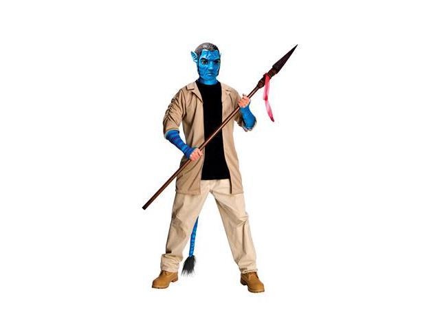 Mens Deluxe Avatar Jake Sully Costume Rubies 889806
