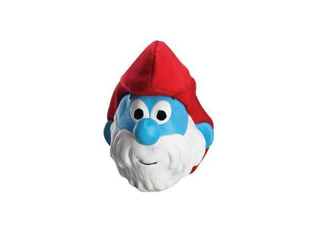 The Smurfs Papa Adult Mask size:Standard