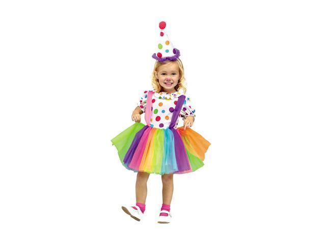 Big Top Fun Toddler Costume Size:3T-4T