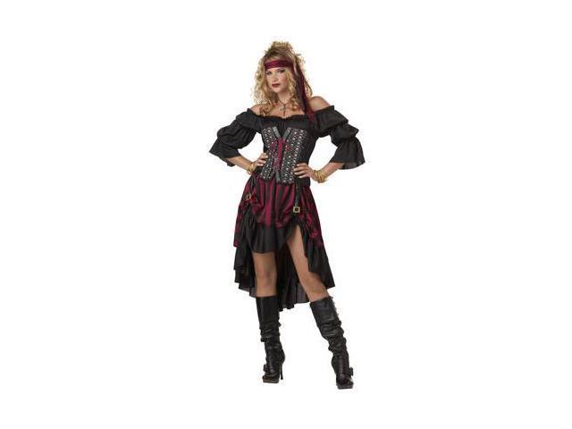Steam Punk Renaissance Pirate Costume