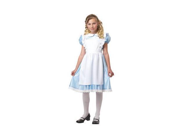 Child Alice In Wonderland Costume California Costumes 602