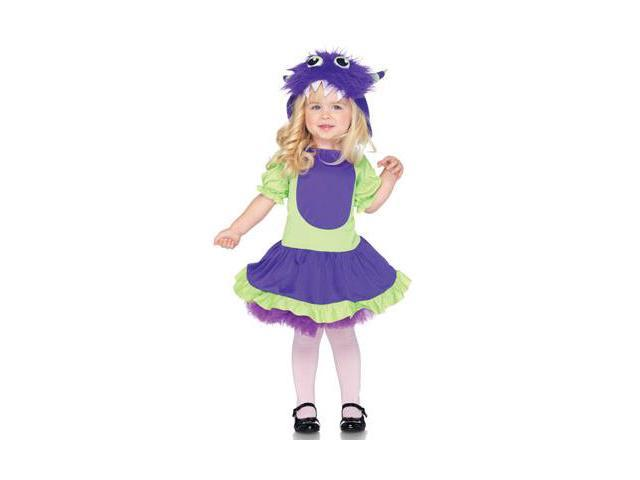 Toddler Cuddle Monster Costume by Leg Avenue C28172