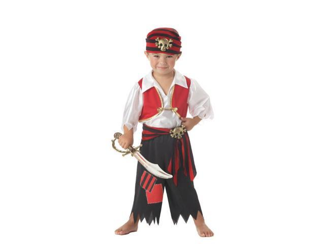 Ahoy Matey Toddler Pirate Costume for Boys