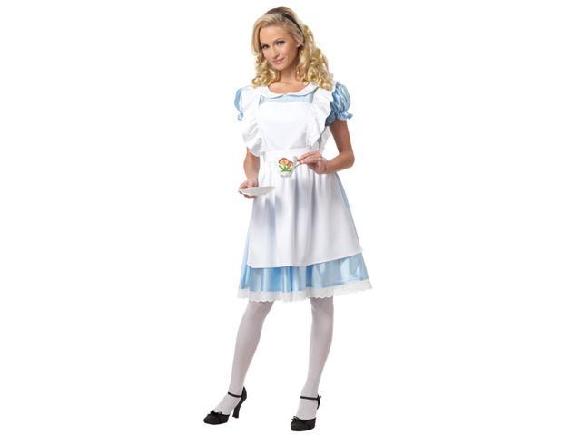 Adult Alice in Wonderland