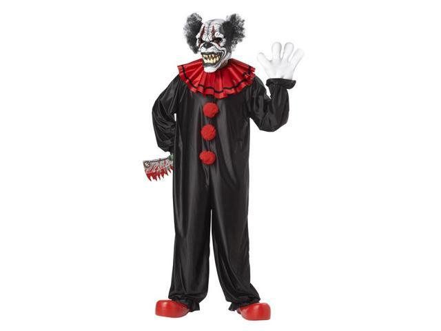 Last Laugh the Clown Men's Costume