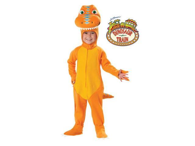 Dinosaur Train Buddy Toddler / Child Costume - 3-4