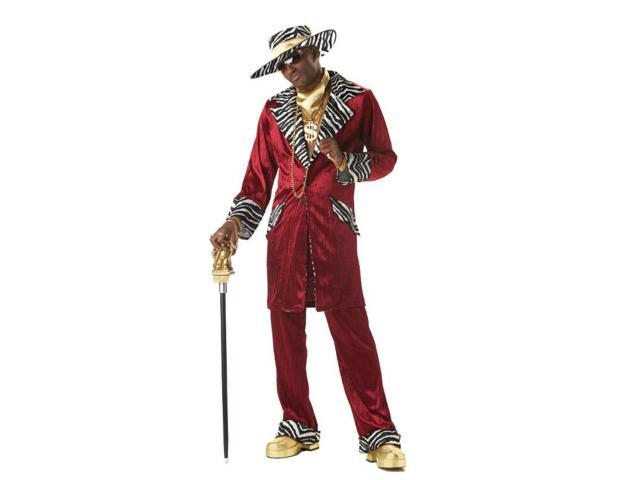 Sweet Daddy Pimp Adult Costume
