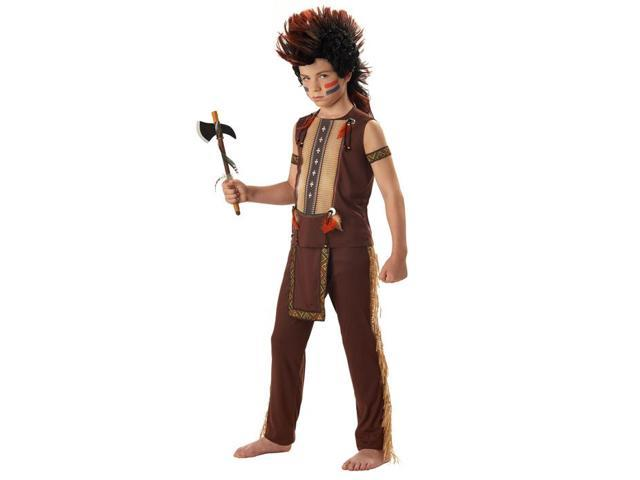 Indian Warrior Child Costume