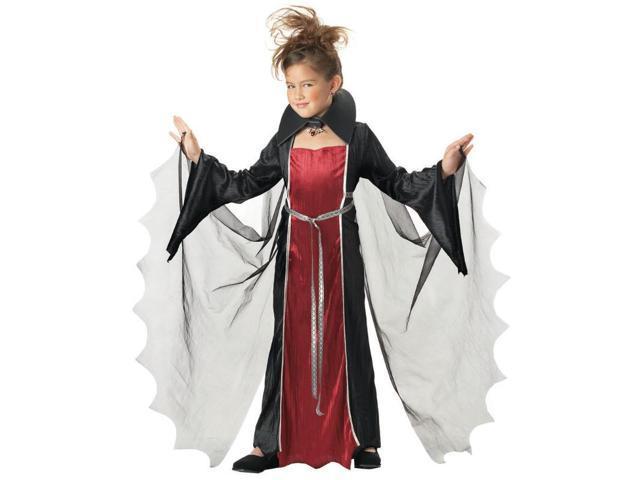 Child Vampire Girl Costume California Costumes 216