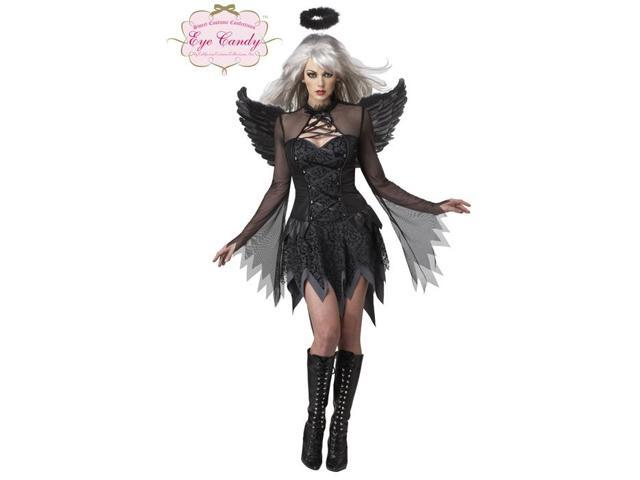 Adult Fallen Angel Costume California Costumes 1141