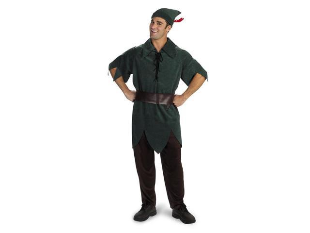 Adult Peter Pan Standard Costume Disguise 5964