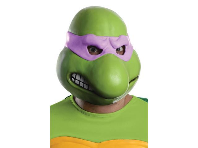 Donatello Adult Vinyl Mask