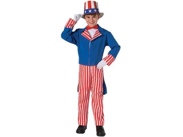 Classic Uncle Sam Child Costume