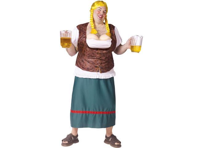 Miss Oktoberfest Plus Size Costume