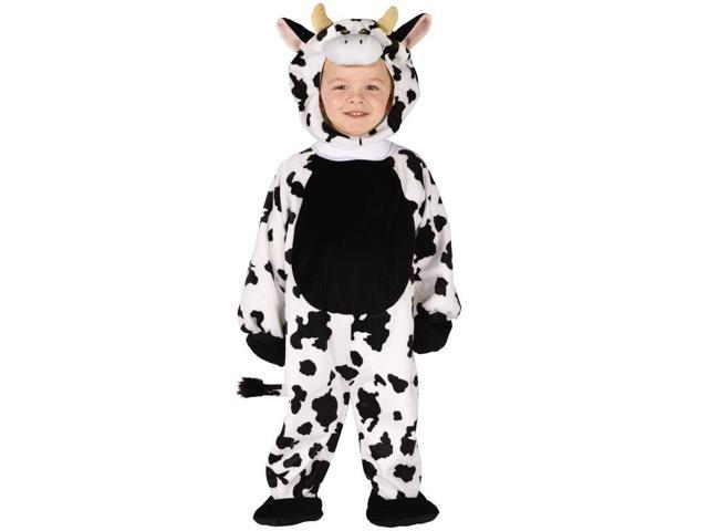 Cuddly Cow Toddler Costume