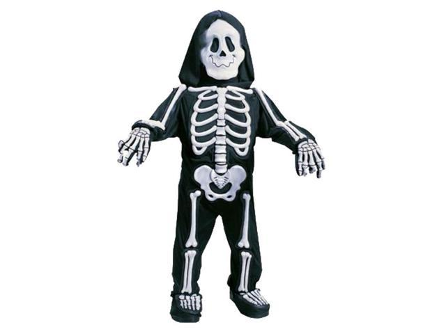 Skelebones Toddler / Child Costume - 4-6