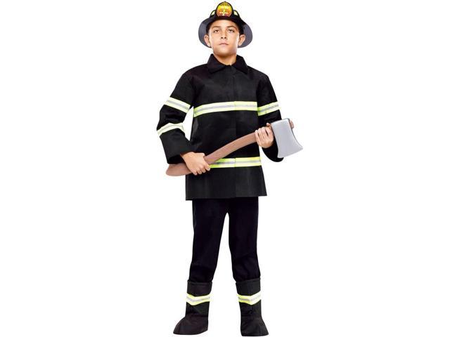 Fire Chief Child Costume