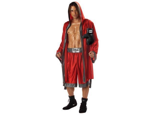 Mens Everlast Boxing Champ Costume