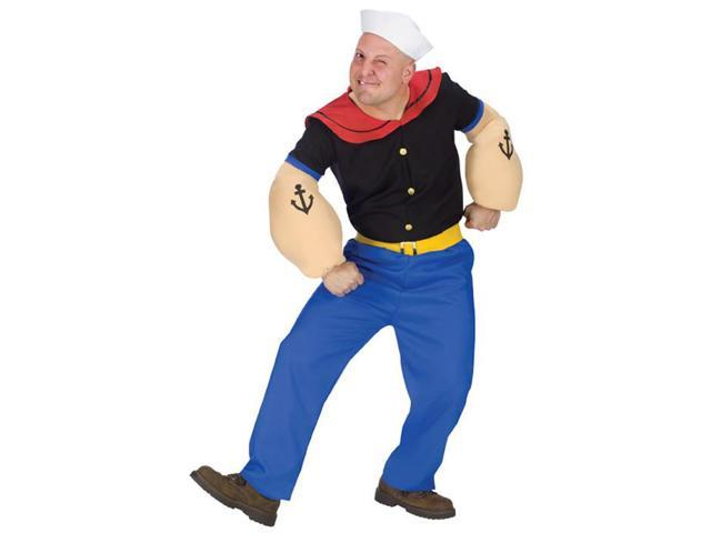 Adult Popeye Costume FunWorld 102724