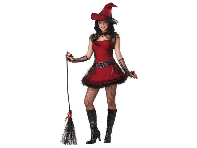 Mischievous Witch Teen Costume