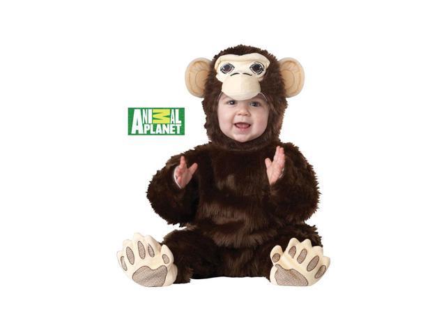 Infant Chimpanzee Costume California Costumes 10006