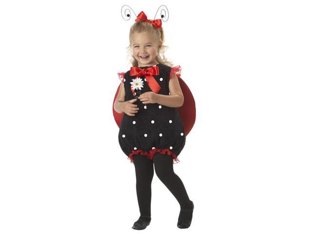 Toddler Lil Lady Bug Costume California Costumes 10002