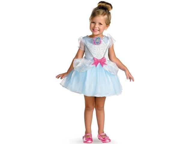Toddler / Child Ballerina Cinderella Costume Disguise 50482