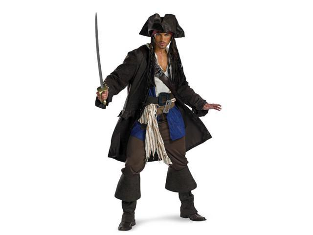 Pirates Of The Caribbean Captain Jack Sparrow Prestige Licensed