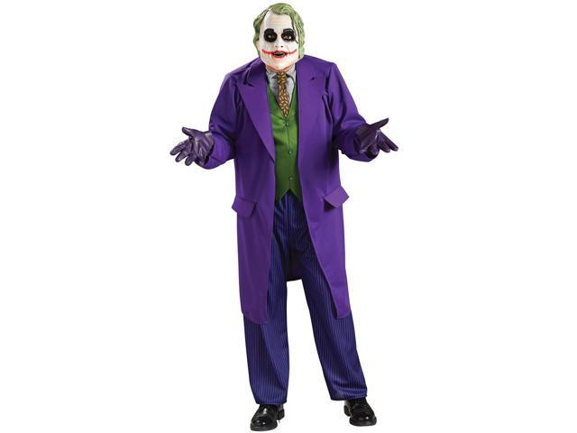 Deluxe Joker Plus Size Costume