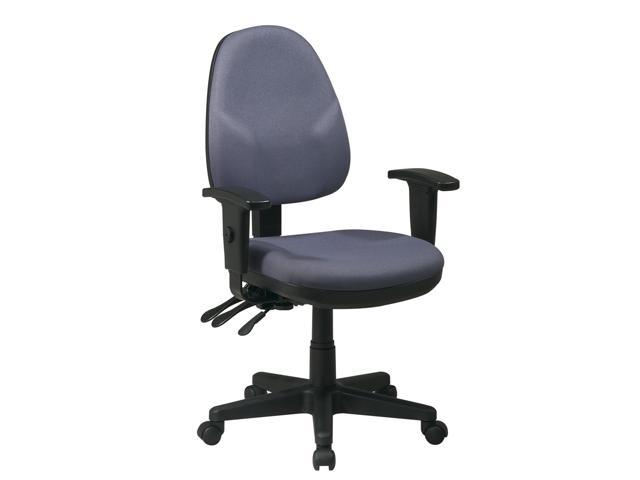 Dual Function Ergonomic Chair (Autumn in Interlink Pattern)